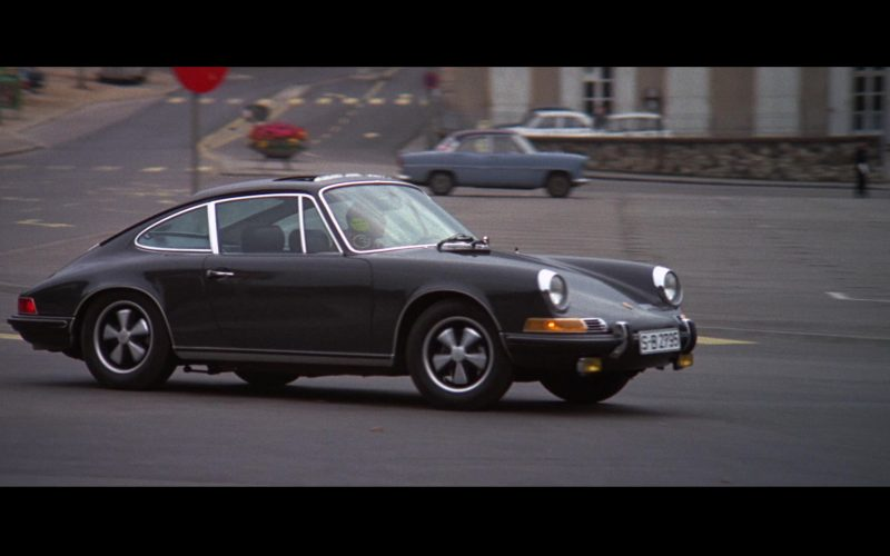Porsche 911 S Car Used by Steve McQueen in Le Mans (7)