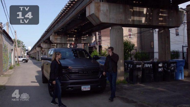 Ram Pickup Truck in Chicago P.D. – Season 7 Episode 1 Doubt (1)
