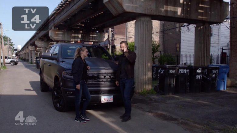 Ram Pickup Truck in Chicago P.D. – Season 7 Episode 1 Doubt (2)