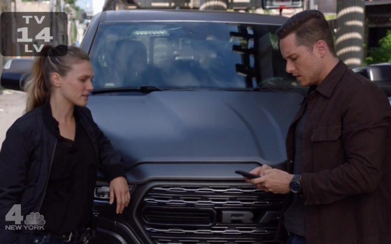 Ram Pickup Truck in Chicago P.D. – Season 7 Episode 1 Doubt (3)