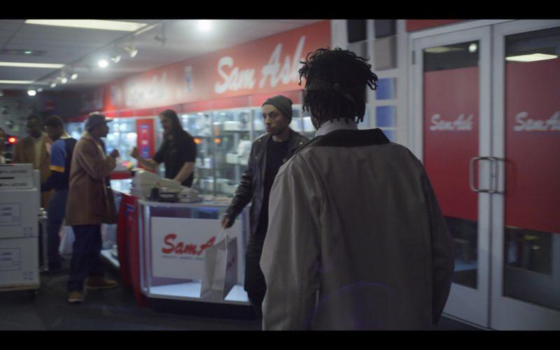 Sam Ash Store in Wu-Tang An American Saga (1)