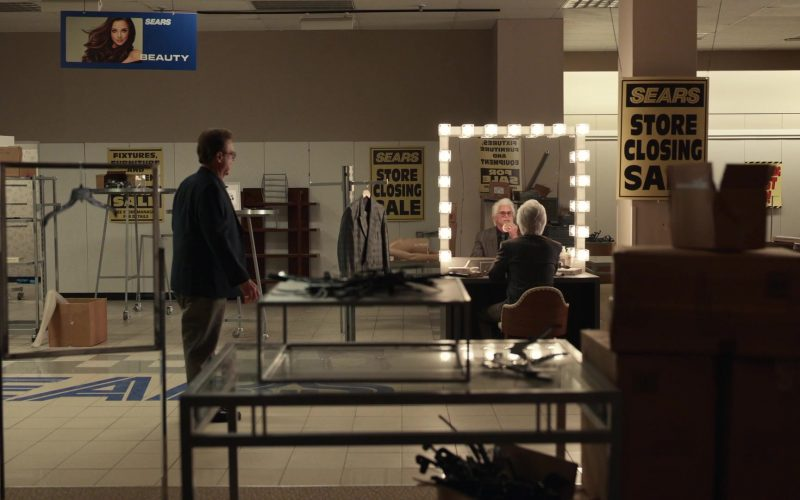 Sears Store Posters in The Righteous Gemstones – Season 1 Episode 6 (1)