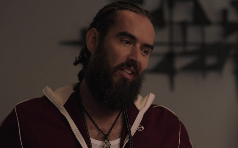 Sergio Tacchini Tracksuit Worn by Russell Brand as Lance Klians, CEO of SportsX in Ballers (2)
