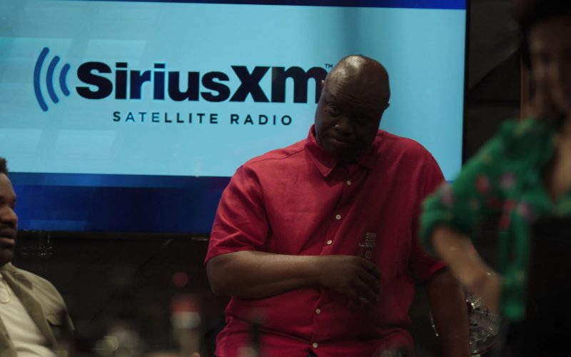 SiriusXM Satellite Radio in Ballers (1)