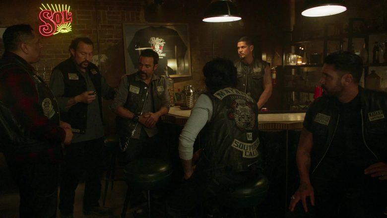 Sol Beer Neon Sign in Mayans M.C. - Season 2 Episode 3 Camazotz (2019) TV Show