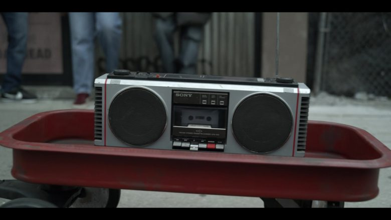 Sony Cassette Player in Wu-Tang: An American Saga - Season 1 Episode 5 Cold World (2019) - TV Show Product Placement