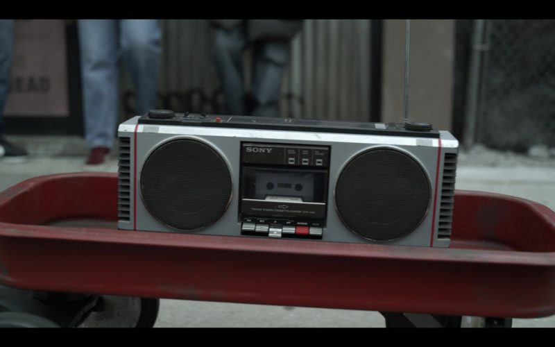 Sony Cassette Player in Wu-Tang An American Saga