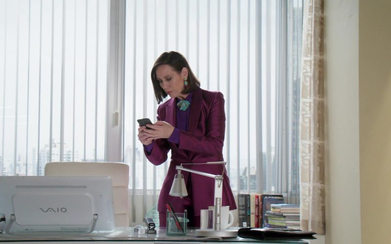 Sony Vaio All-In-One Desktop Computer Used by Miriam Shor in Younger