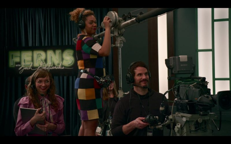 Sony Video Camera Used by Ryan Gaul in Between Two Ferns The Movie (1)