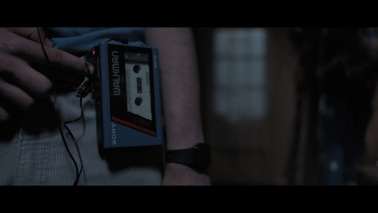 Sony Walkman Portable Cassette Player in Blinded by the Light (2019) - Movie Product Placement