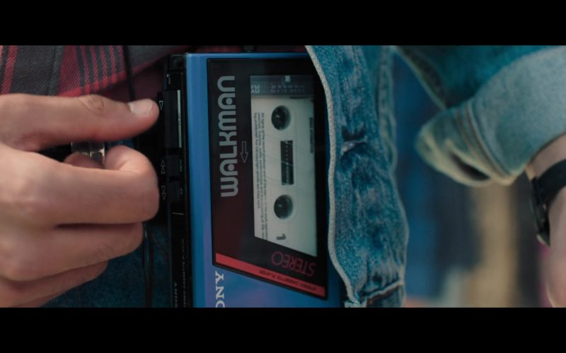 Sony Walkman Portable Cassette Player in Blinded by the Light (6)