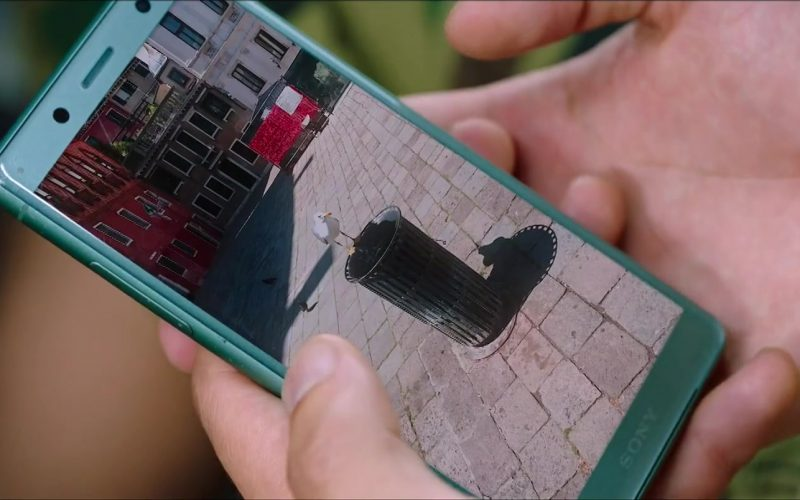 Sony Xperia Smartphones in Spider-Man Far From Home (1)