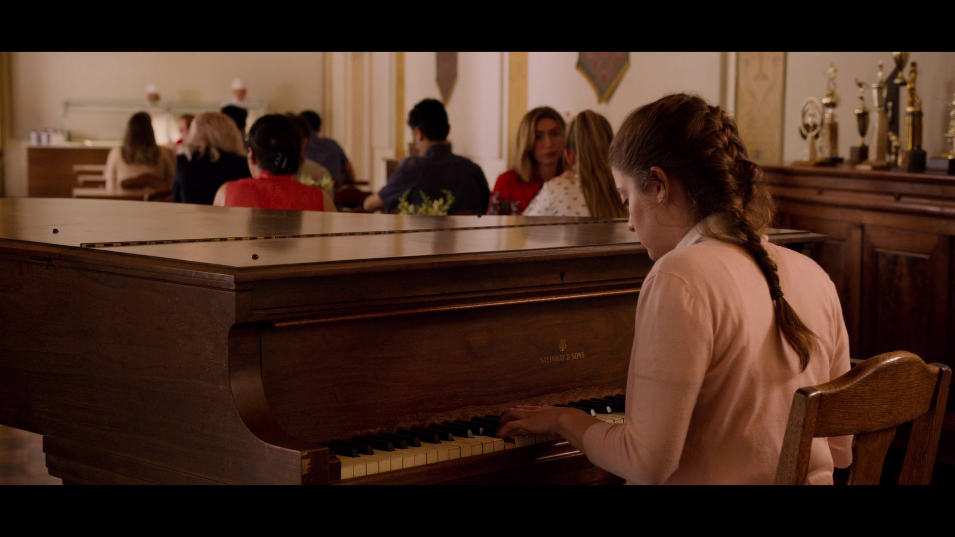 Steinway Sons Piano In The Politician Season 1 Episode 1