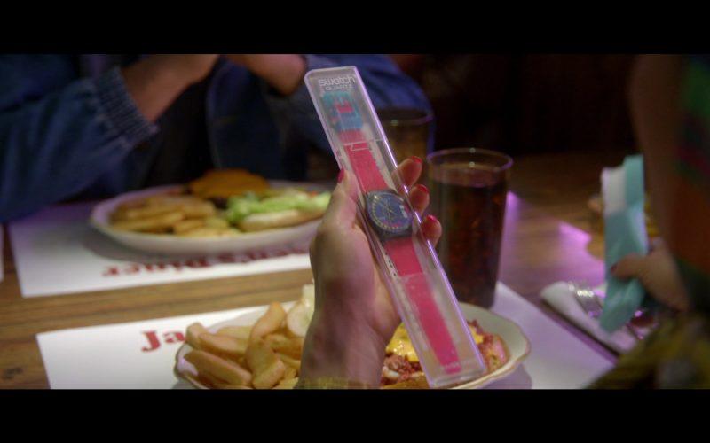 Swatch Quartz Watch Used by Lucy Liu in Why Women Kill (1)