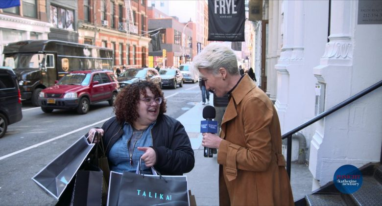 Talika in Late Night (2019) - Movie Product Placement