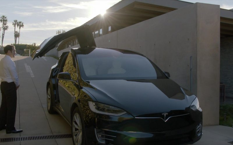Tesla Model X Mid-Size All-electric Luxury SUV in The Affair (3)