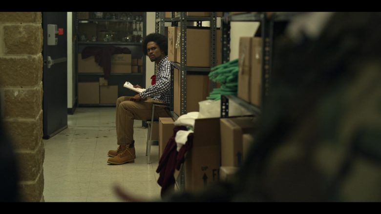 """Timberland Boots in Wu-Tang: An American Saga - Season 1, Episode 1, """"Can It Be All So Simple"""" (2019) - TV Show Product Placement"""