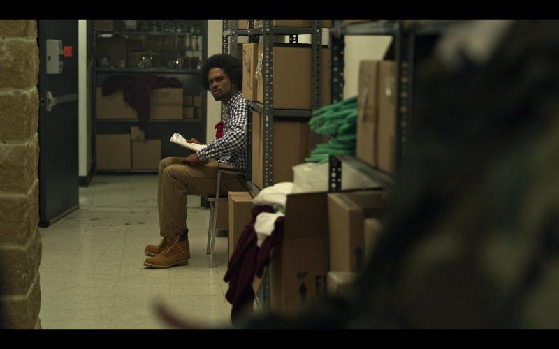 Timberland Boots in Wu-Tang An American Saga