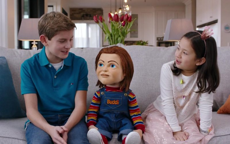 Tommy Hilfiger Boy's Blue Shirt in Child's Play (2)