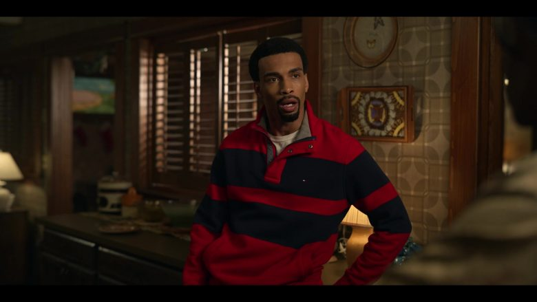 Tommy Hilfiger Jumper in Wu-Tang: An American Saga - Season 1 Episode 5 Cold World (2019) - TV Show Product Placement