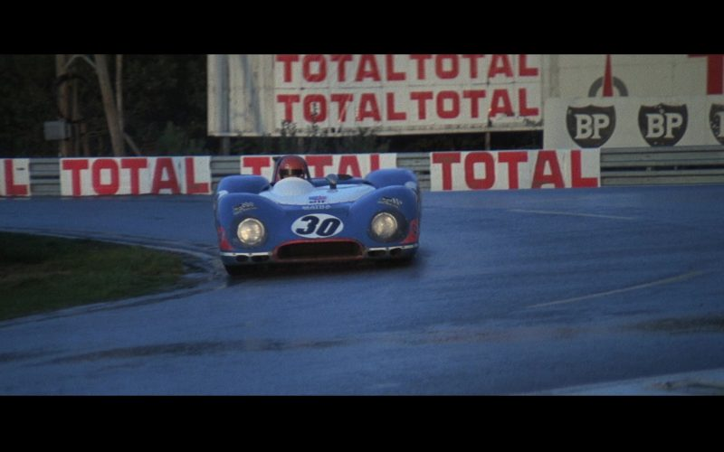 Total and BP in Le Mans