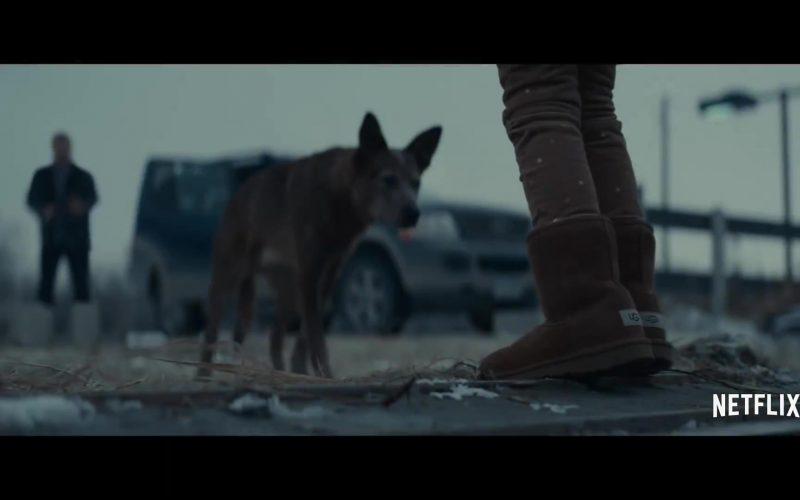 UGG Boots Worn by Lucy Capri as Peri Monroe in Fractured (1)