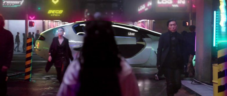 Uber in Panini by Lil Nas X (2019) - Official Music Video Product Placement