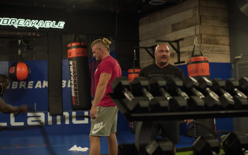 Unbreakable Performance Gym in Ballers – Season 5, Episode 3 (1)