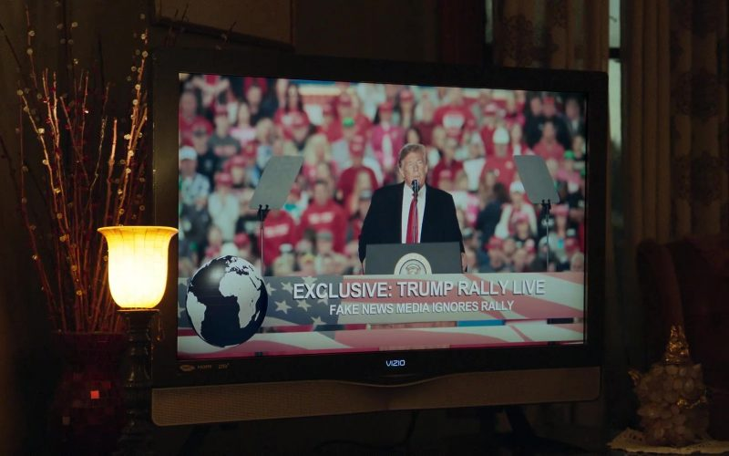 Vizio TV in Mayans M.C.