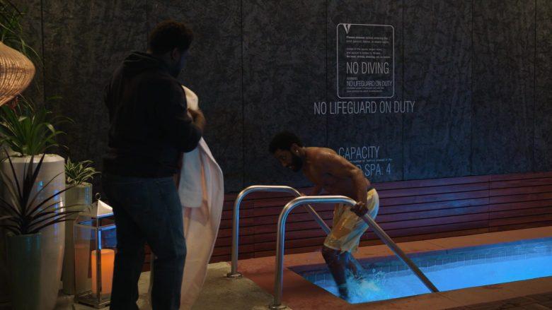Voda Spa in Ballers – Season 5 Episode 5 Crumbs (1)