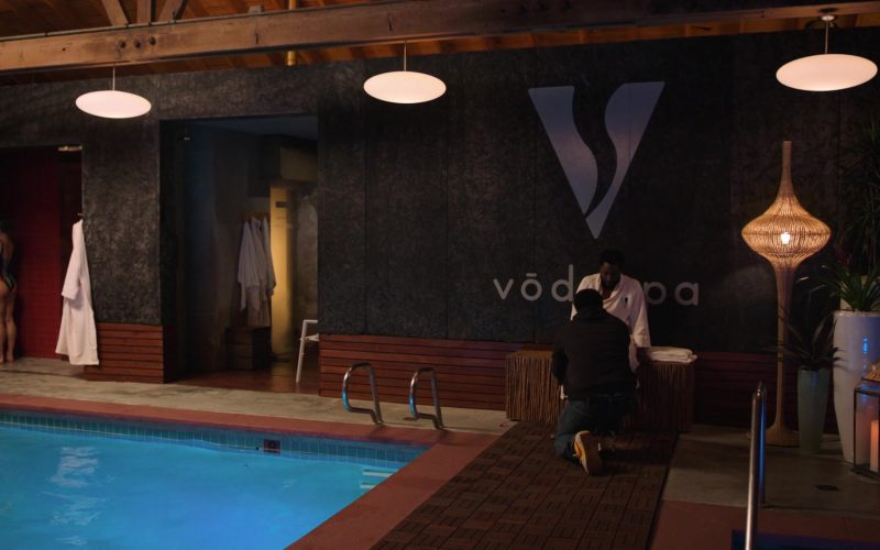 Voda Spa in Ballers – Season 5 Episode 5 Crumbs (2)