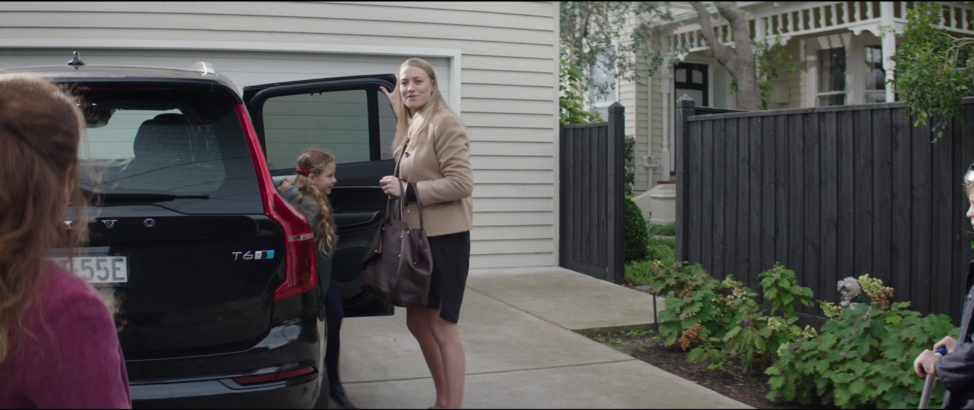 Volvo XC90 Black Car Used by Yvonne Strahovski in Angel of Mine (2019)
