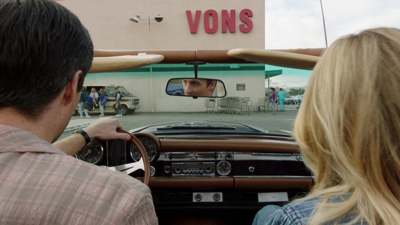 Vons Supermarket in The Deuce - Season 3 Episode 2 (2019) - TV Show Product Placement