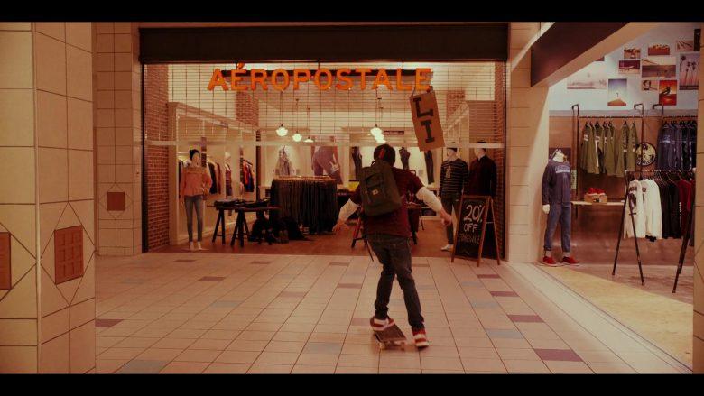Aéropostale Store in Daybreak Season 1 Episode 2