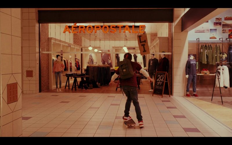 Aéropostale Store in Daybreak Season 1 Episode 2
