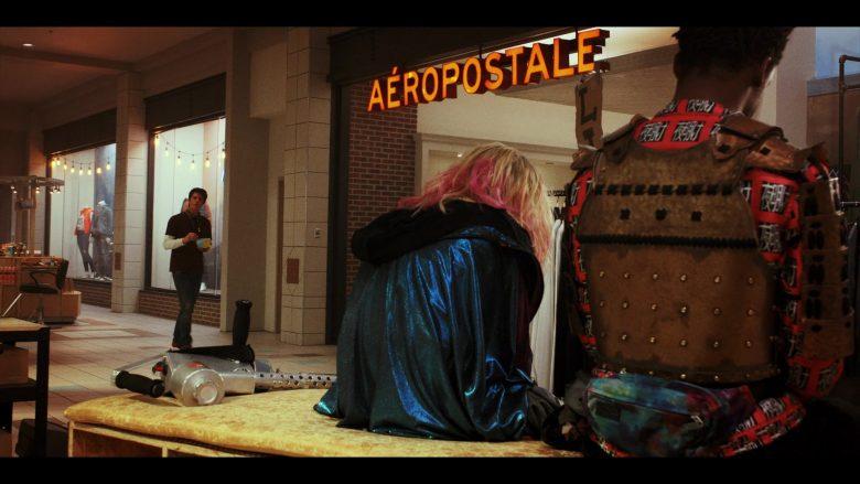 Aéropostale Store in Daybreak Season 1 Episode 3