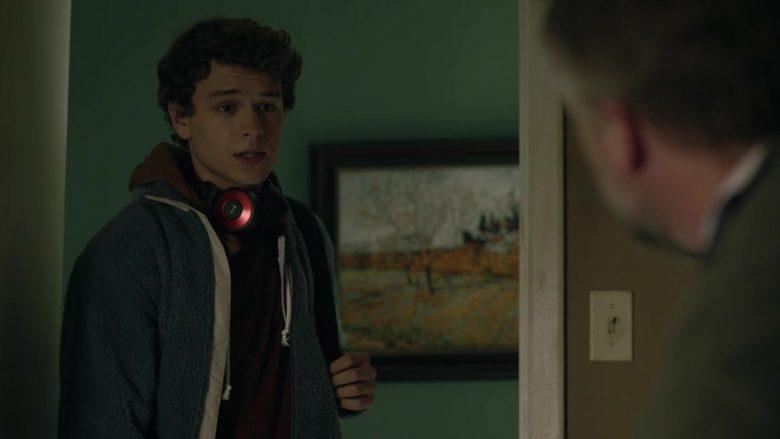 AKG Headphones Used by Rarmian Newton as Peter Saubers in Mr. Mercedes (2)