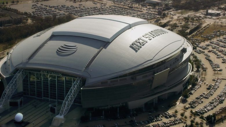 "AT&T Stadium in Ballers Season 5 Episode 8 ""Players Only"" (2019) - TV Show Product Placement"