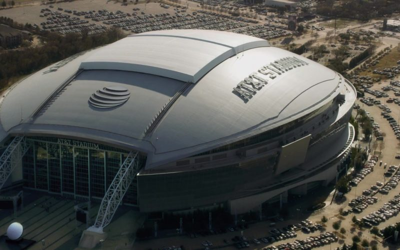 AT&T Stadium in Ballers Season 5 Episode 8 Players Only (1)