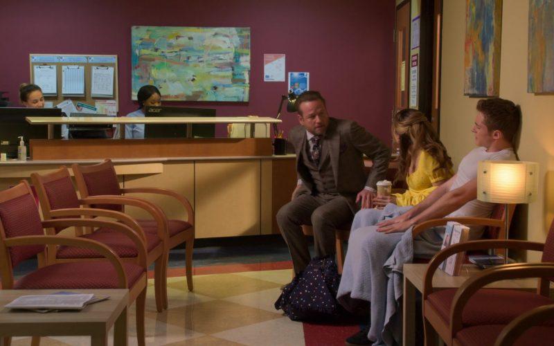 Acer Computer Monitors in Insatiable Season 2 Episode 3