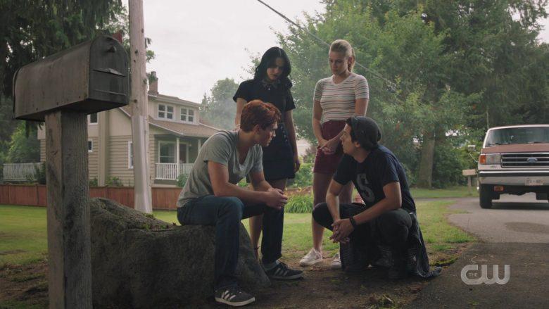 Adidas Shoes Worn by KJ Apa as Archie Andrews in Riverdale Season 4 Episode 1 (1)