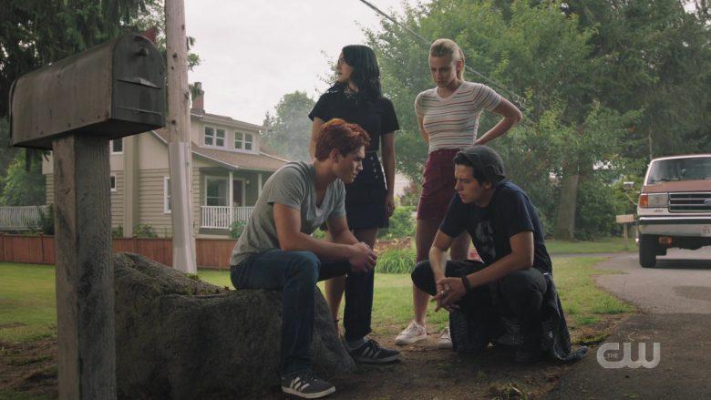 Adidas Shoes Worn by KJ Apa as Archie Andrews in Riverdale Season 4 Episode 1 (2)