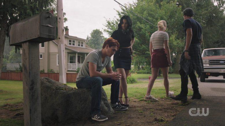 Adidas Shoes Worn by KJ Apa as Archie Andrews in Riverdale Season 4 Episode 1 (3)