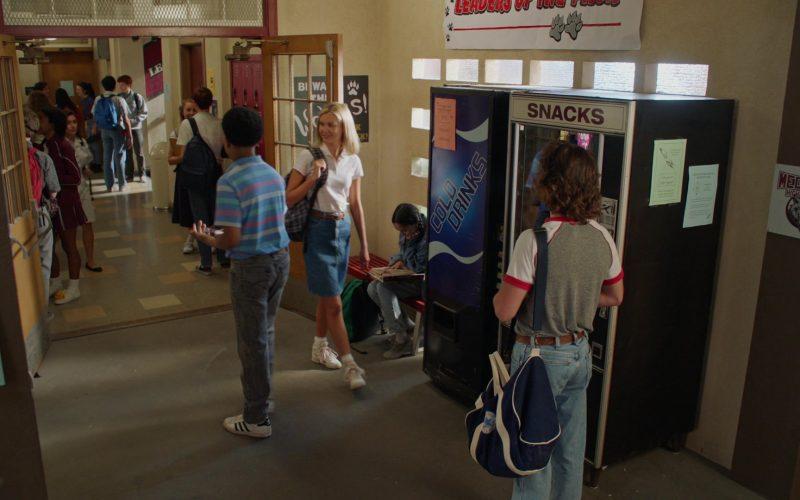 Adidas Shoes in Young Sheldon Season 3 Episode 3
