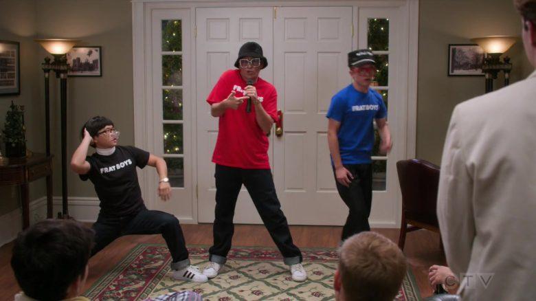 Adidas Sneakers in The Goldbergs Season 7 Episode 4 (3)