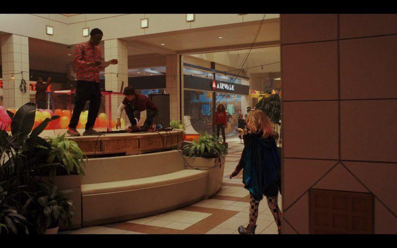 Airwalk Store in Daybreak Season 1 Episode 5