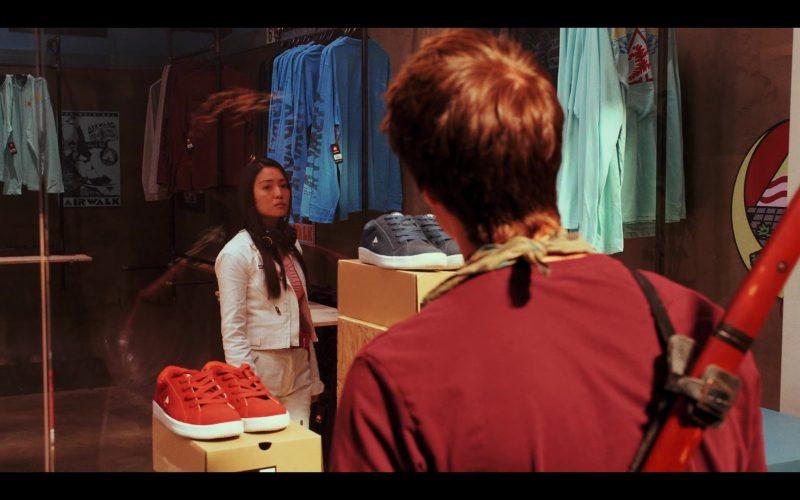 Airwalk Store in Daybreak Season 1 Episode 7 Canta Tu Vida (1)