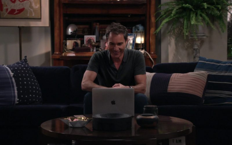 Apple MacBook Air Laptop Used by Eric McCormack in Will & Grace Season 11 Episode 1 (1)