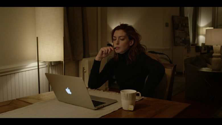 Apple MacBook Laptop Used by Anne Hathaway as Lexi in Modern Love Season 1 Episode 3 (2)
