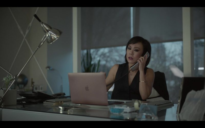 Apple MacBook Pro Laptop Used by Ali Ahn as Suzanne Wu in Raising Dion (1)